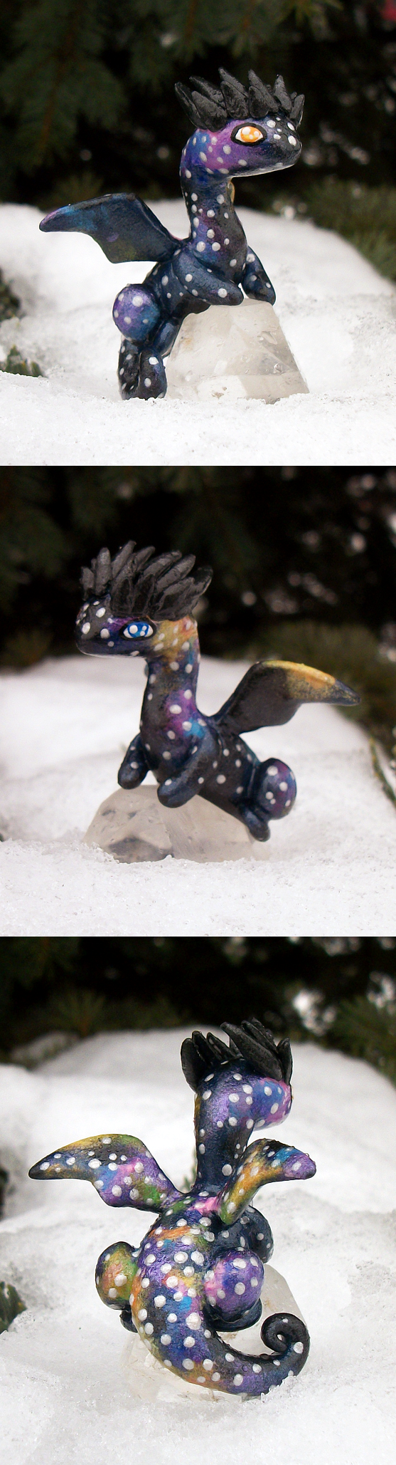 Nebula Dragon by KingMelissa