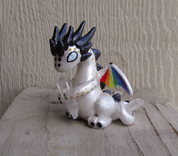 Hidden Rainbow Dragon by KingMelissa
