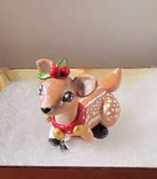 X-mas Deer by KingMelissa