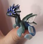 Water 'Thumb' Dragon