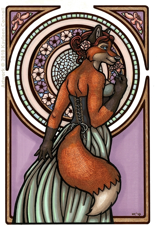 Kat Nouveau by katarina