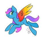 Origami Pony
