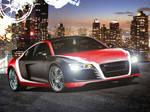Audi Le Mans R8 NFSC