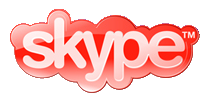 Skype Logo (2004-2005)