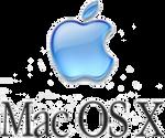 Mac OS X Logo (2001-2006)