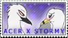 Stormy X Acer by Heichukar