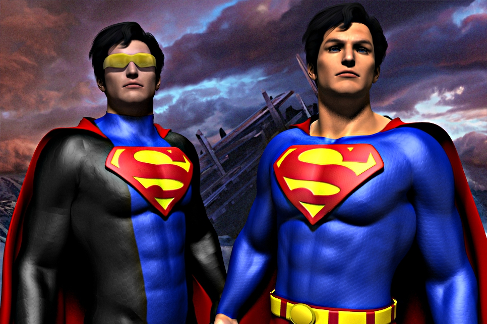 Eradicator Superman Comics Superman And The Eradicator by