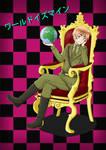 [Hetaloid England] - World is mine