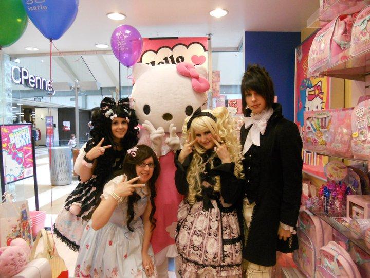 Hello Kitty Birthday by mypetrockbites2