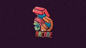 Arcade @ Logotype / Wallpaper