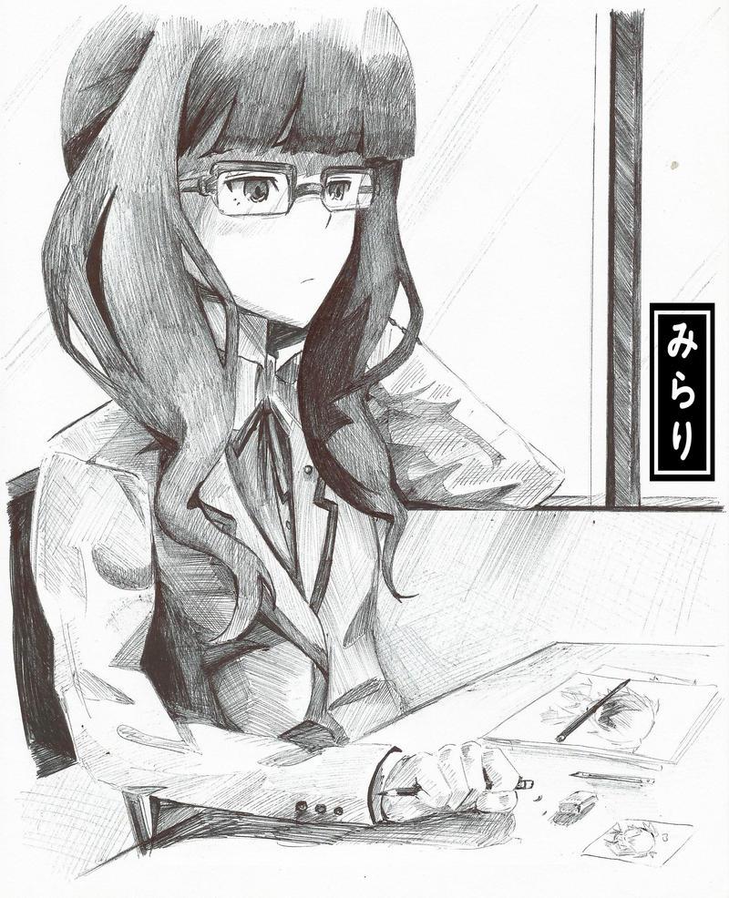 I miss you . . by Miirarii