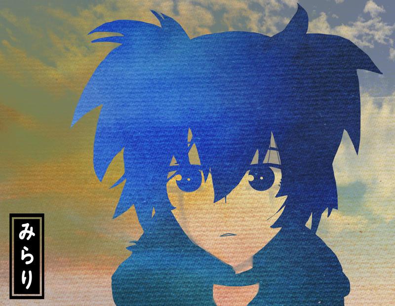 My hero.. by Miirarii