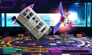 Galacta Knight Likes TRENS!!!!