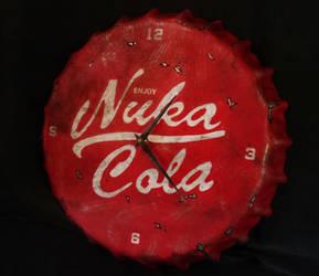 Fallout 4 Nuka-Cola Clock