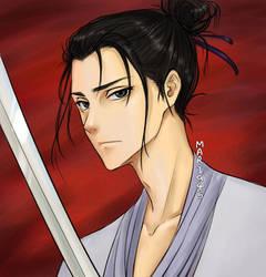 Samurai by Mari945