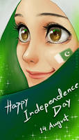Pakistan Independence Day by Mari945