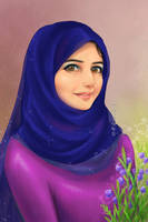 Hijabi by Mari945