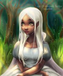 Alternative Snow White by Mari945