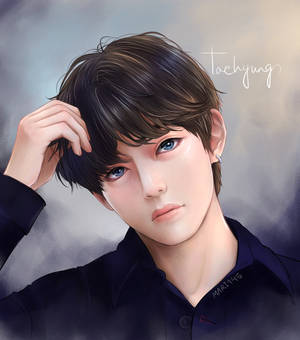 Taehyung - LOVE YOURSELF: Tear
