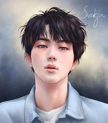 Seokjin - LOVE YOURSELF: Tear by Mari945