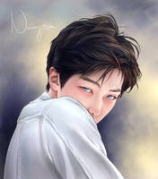 Namjoon - LOVE YOURSELF: Tear by Mari945