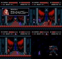 Castlevania: Symphony of the Night - NES Edition 1 by Kradakor