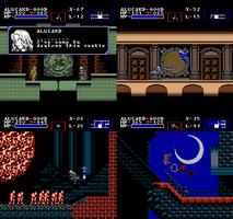 Castlevania: Symphony of the Night - NES Edition 3 by Kradakor