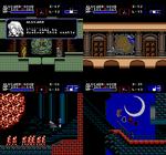 Castlevania: Symphony of the Night - NES Edition 3