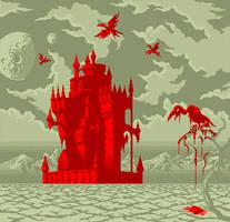 Blood Castle by Kradakor