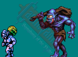 Cyclops Remade! - Castlevania SotN Style by Kradakor