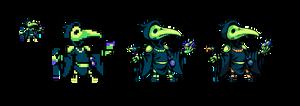 Plague Knight HD by Kradakor