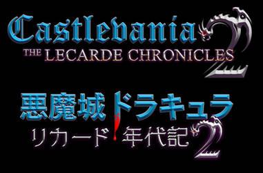 Castlevania: The Lecarde Chronicles 2 (Logos) by Kradakor