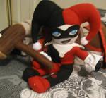 Harley Quinn Plush