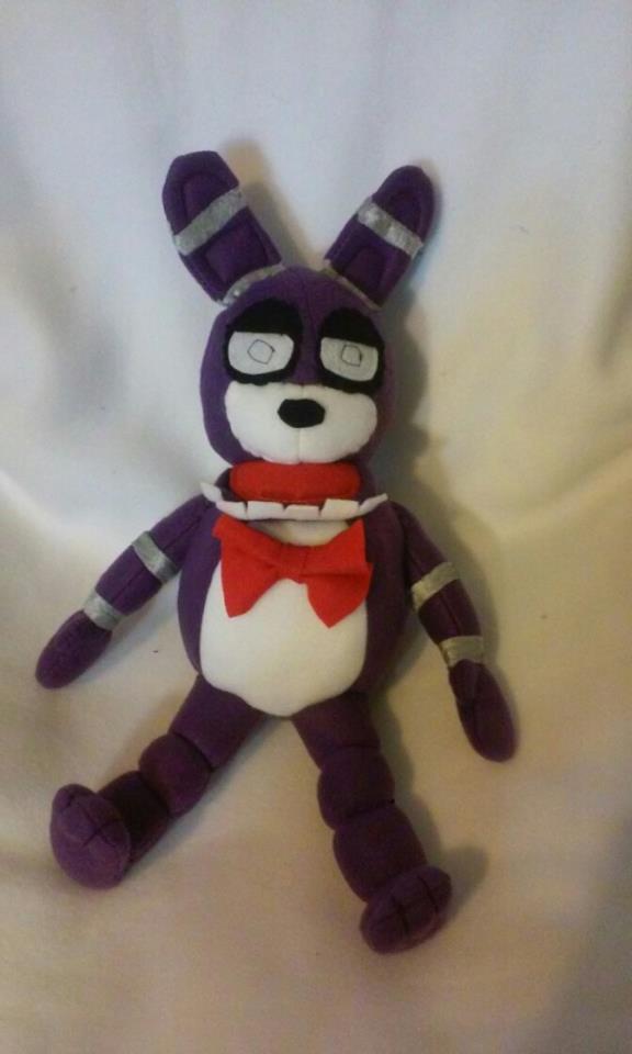 Five Nights At Freddy's  Bonnie For Sale by IrashiRyuu