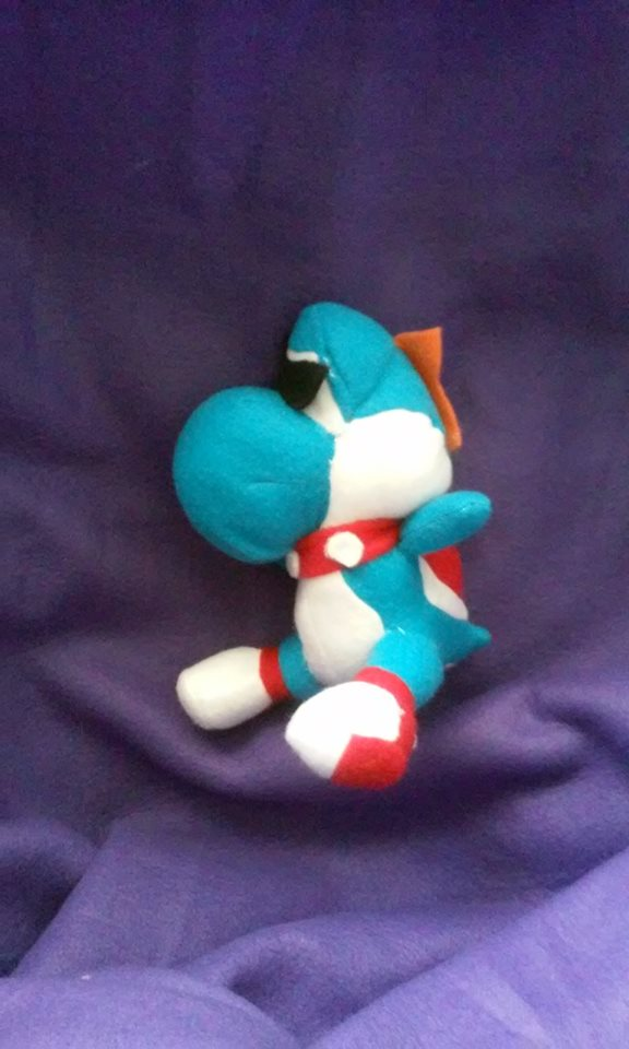 Custom Made Boshi Super Mario Rpg Plush For Sale by IrashiRyuu