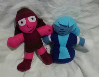 Steven Universe Plushies For Sale by IrashiRyuu