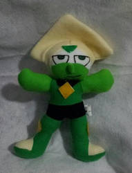 Steven Universe Peridot Plush for sale by IrashiRyuu