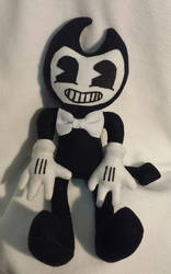 Bendy Plush For Sale by IrashiRyuu