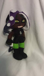 Splatoon 2 Marina  Plush For Sale by IrashiRyuu