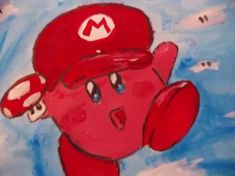 Kirby-Mario