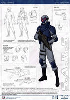 S.A.R.S - design sheet by J-Sty1e