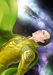 falling Loki