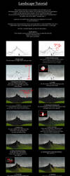 Landscape tutorial by Kimberly-SC