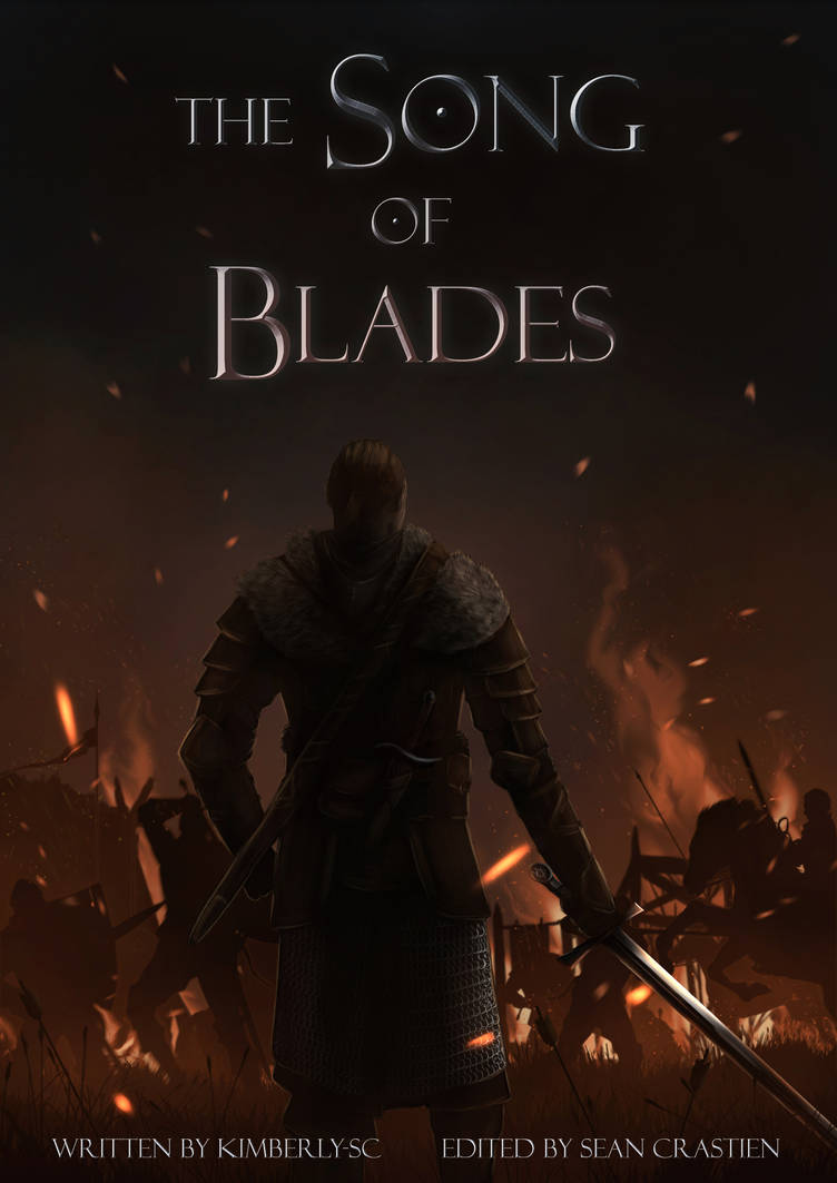 The Song of Blades: Cover