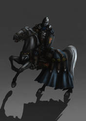 Design: Nieldish Knight (The Song of Blades) by Kimberly-SC