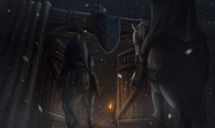 Ravens of the North (story in discription) by Kimberly-SC