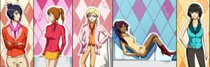 Bleach girls - The Formalists