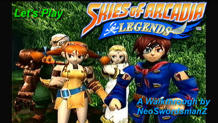 Let's Play Skies of Arcadia Legends SS2 by NeoSwordsmanZ