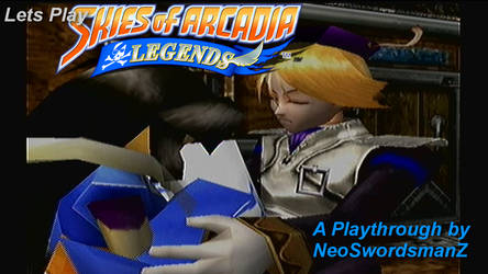Skies of Arcadia Legends SS 8 by NeoSwordsmanZ