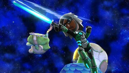 Mii Swordfighter - NeoSword.Z by NeoSwordsmanZ